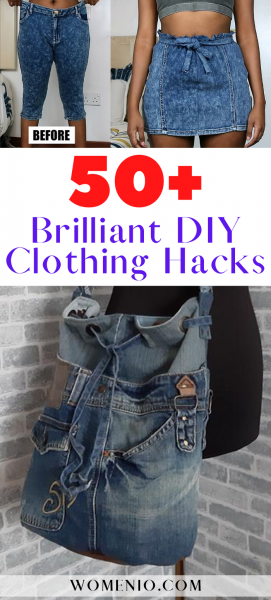 diy clothes upcycle