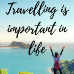traveling and happiness