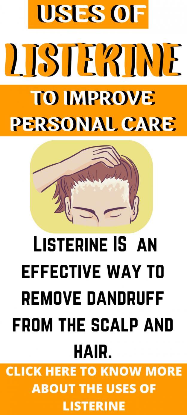 Best uses of Listerine