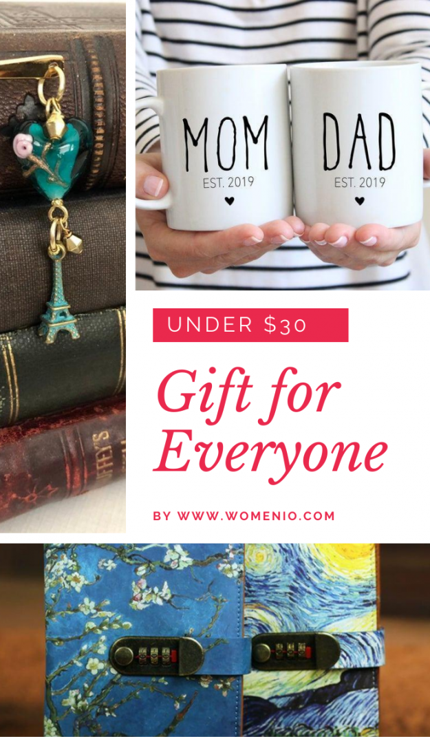 33 Gifts Under $30
