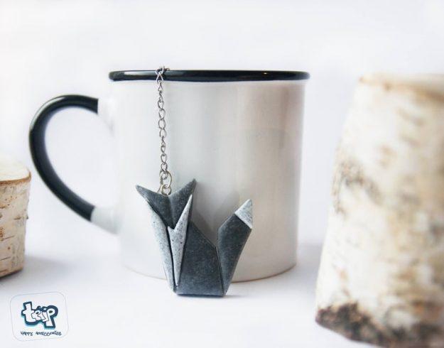 Cute tea infuser