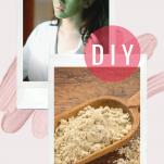 DIY rice bran face mask 6