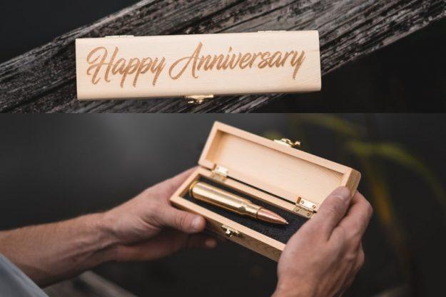 Personalized Bullet Pen