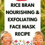 rice bran facials