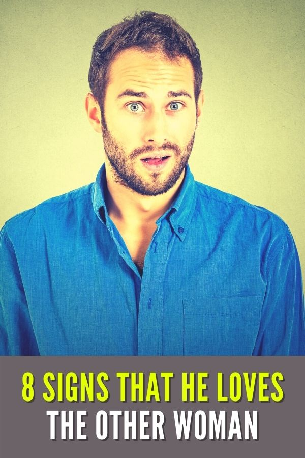 8 Signs That He Loves the other woman
