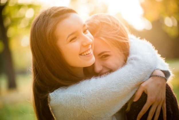 friend respect and care for each other