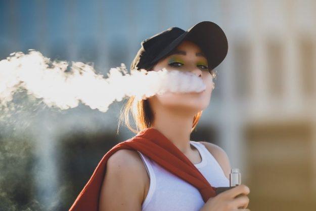 Harmful Ways Nicotine From Vapes