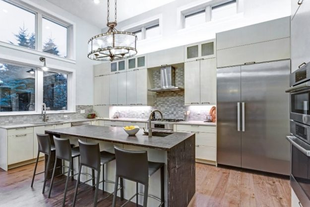 How to Make Your Kitchen Look Luxurious