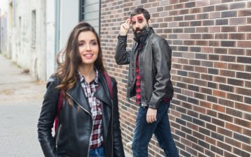 Why Do Guys Stare at Girls